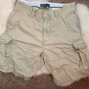Polo By Ralph Lauren Classic Chino Cargo Shorts